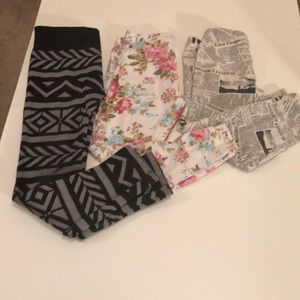 Flower by Zoe, Zenana girls, Soho kids leggings